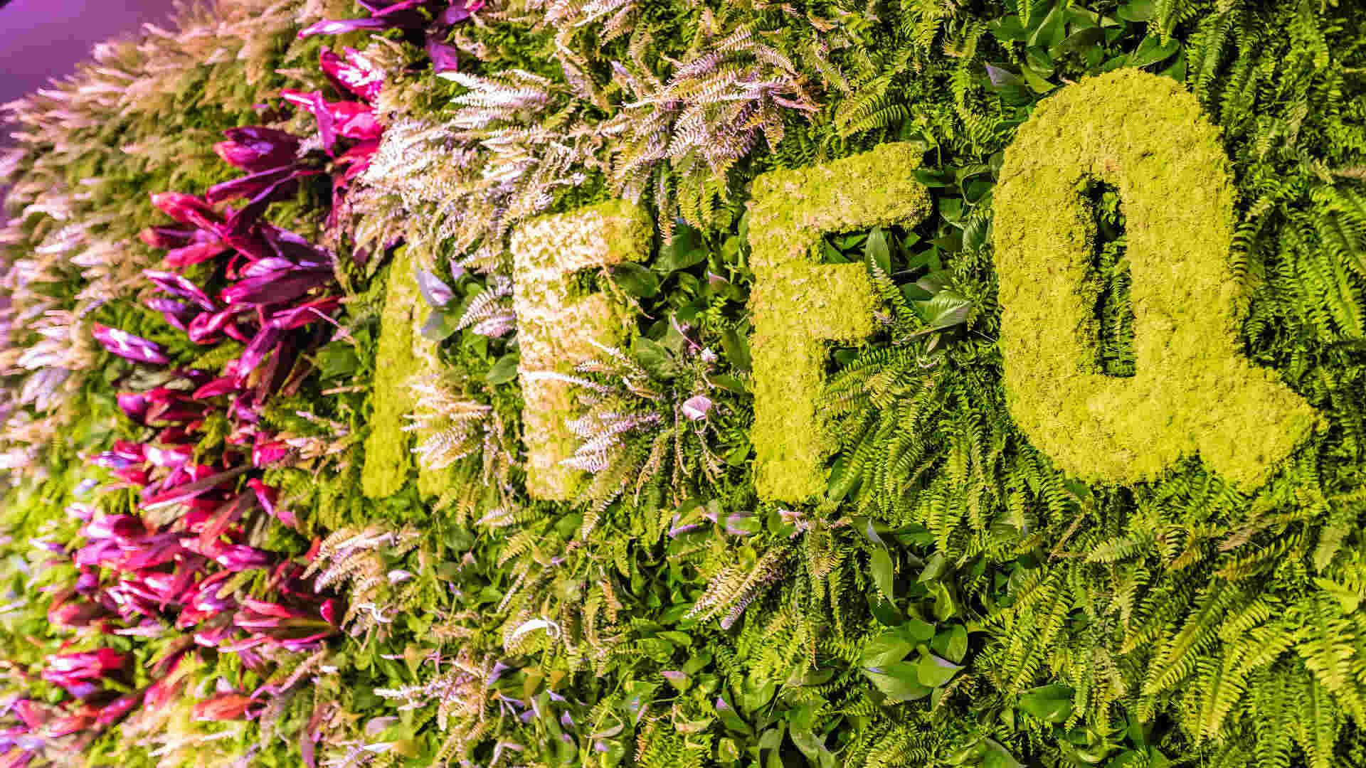 Déco fleurie AFFQ