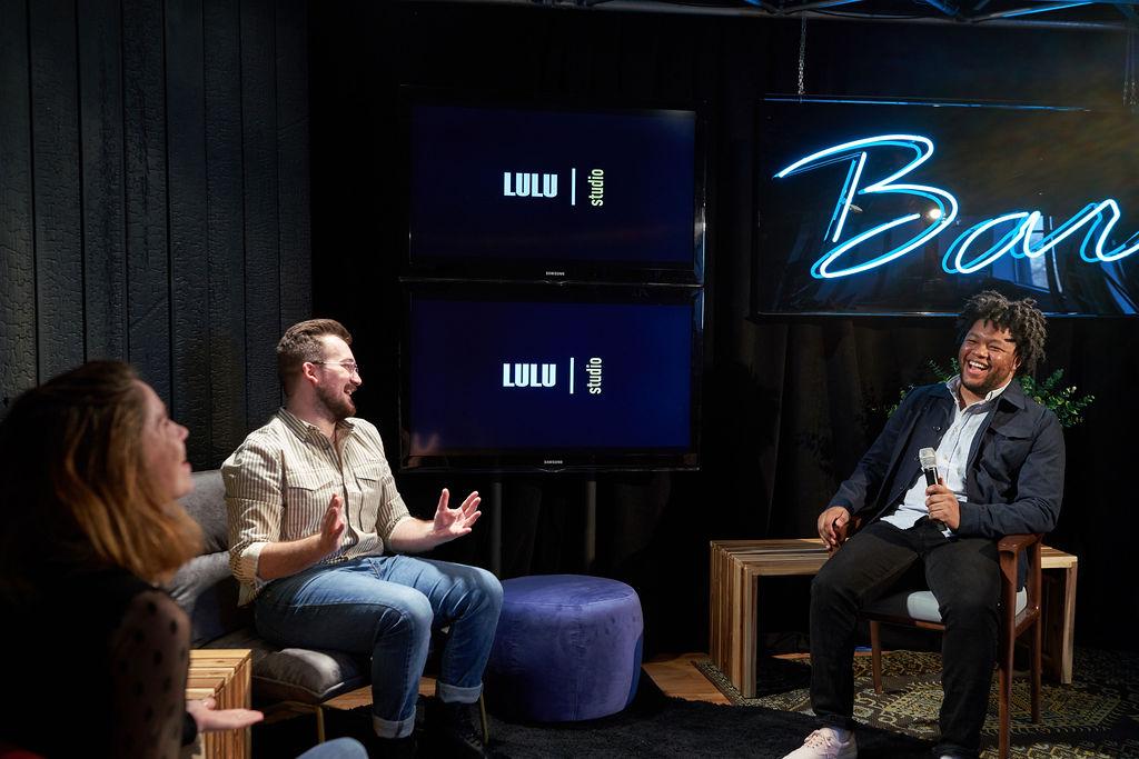 Show télé au Studio Lulu